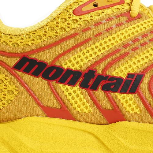モントレイル(montrail) カルドラド(Caldorado) 斑尾イエロー サンエディション GM2228 710(Men's)