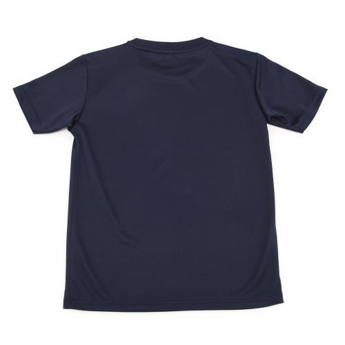 カッパ(Kappa) ゼビオ限定 ジュニア LIBERO Tシャツ KM6A2TS42-NV(Jr)