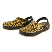 クロックス(crocs) クロックバンド レオパード 2.0 クロッグ(Crocband leopard 2.0 Clog) Camel #203681-266(Men's、Lady's)