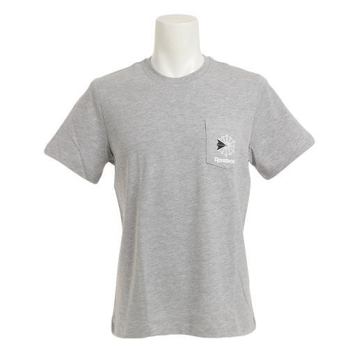 リーボック(REEBOK) ポケット 半袖Tシャツ BPH46-AY1192(Men's)