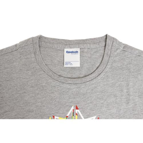 リーボック(REEBOK) ラージ スタークレスト Tシャツ BRA73-AX8755(Men's)