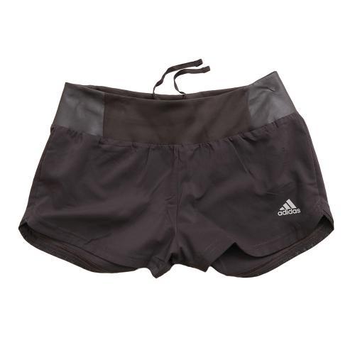アディダス(adidas) エスノバ リフレクト グライドショーツ LKE16-BK1750(Lady's)