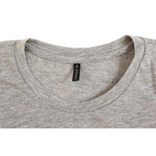 ダンスキン(DANSKIN) ルーズ Tシャツ DB76362 Z(Lady's)