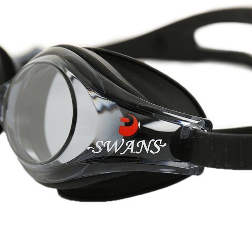 スワンズ(SWANS) 女性用 フィットネスゴーグル SW-30PAF SMBK (Lady's)
