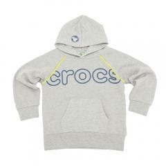 クロックス(crocs) ロゴパーカー 146168GY(Jr)