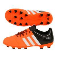 アディダス(adidas) エース 15.3 HG J レザー(ACE 15.3 HG J Leather) ハードグラウンド用 B32806 (Jr)