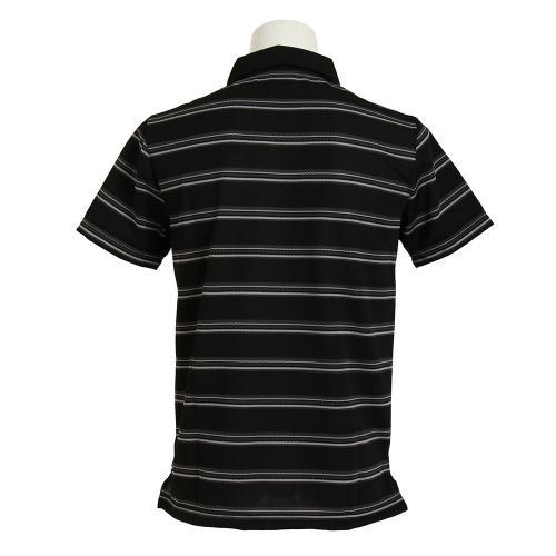 プーマ(PUMA) ゼビオ限定 スキッパー半袖ポロシャツ 920504 01 BLK (Men's)