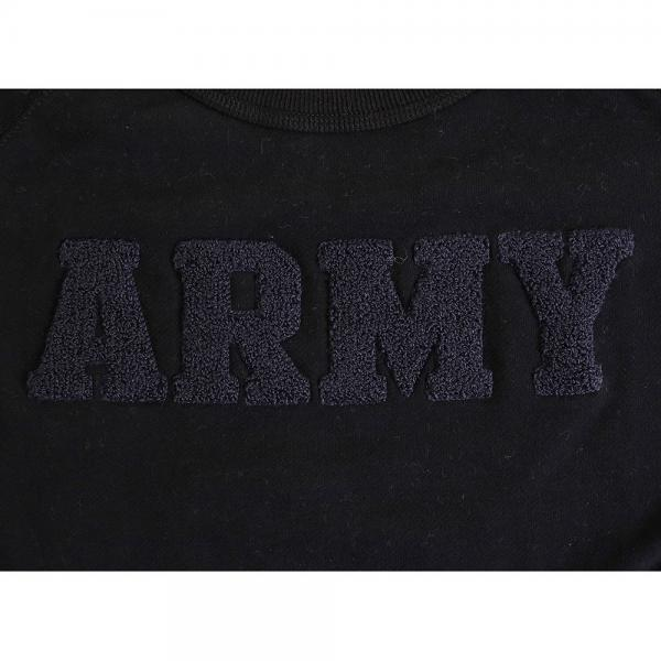 エルケクス(ELKEX) スウェット crew ARMY 861EK6UK7600NVY(Lady's)