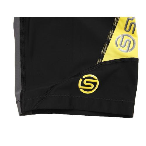スキンズ(SKINS) DNAMIC メンズ ハーフタイツ DK9905002 BKCR(Men's)