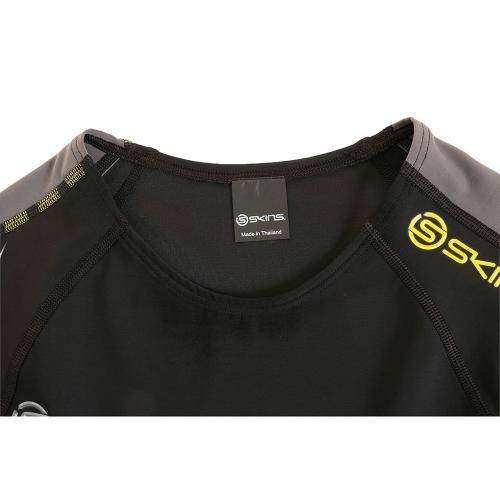 スキンズ(SKINS) ダイナミック ショートスリーブトップ DK9905004 BKCR(Men's)