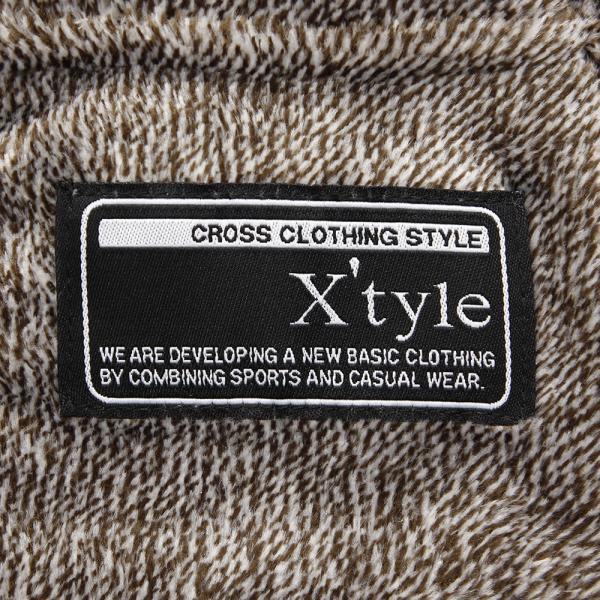 エックスタイル(Xtyle) フリース スウェットパンツ 862C6XA7537 BEG(Jr)