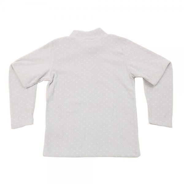 エックスタイル(Xtyle) マイクロフリースシャツ 862C6HT7520 GRY(Jr)