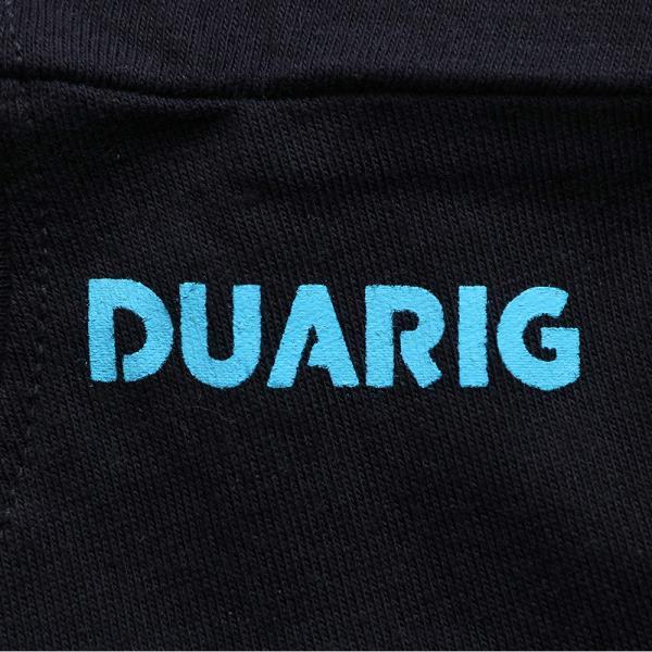 デュアリグ(DUARIG) プリント ロングスリーブTシャツ 865D6HT7542 NVY(Jr)