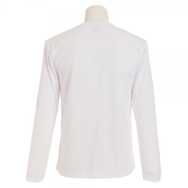 ジローム(GIRAUDM) ドライプラス メッシュロングスリーブ Tシャツ 863DG6CD7486 WHT(Men's)