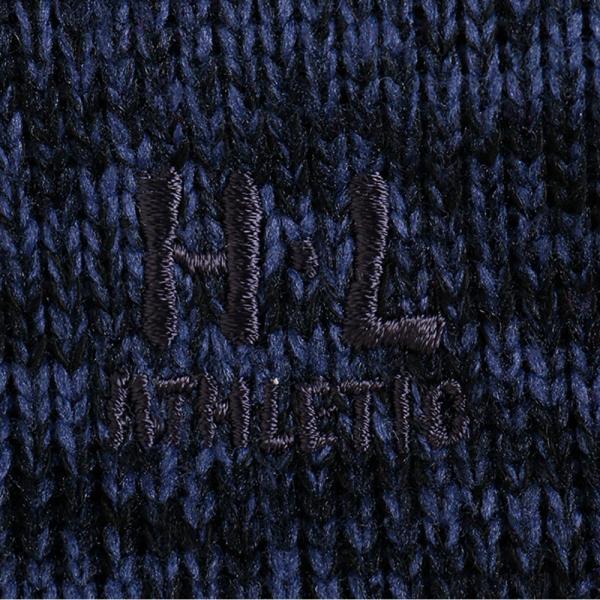 アシュエル(H.L) 杢 フリースパーカー 861HL16F011 NVY(Lady's)