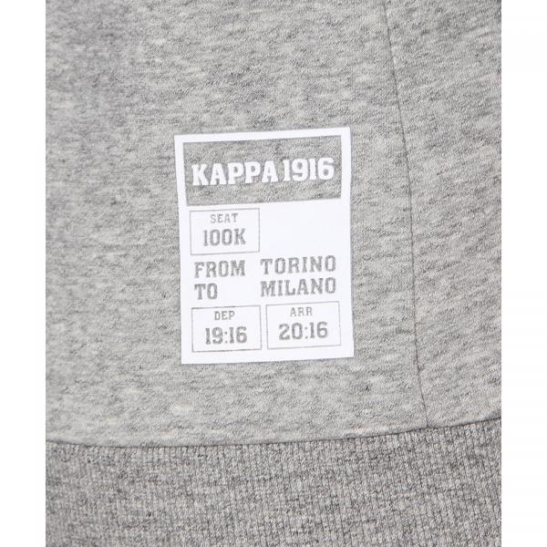 カッパ(Kappa) スウェットジャケット KM662KT81 HEGR(Lady's)
