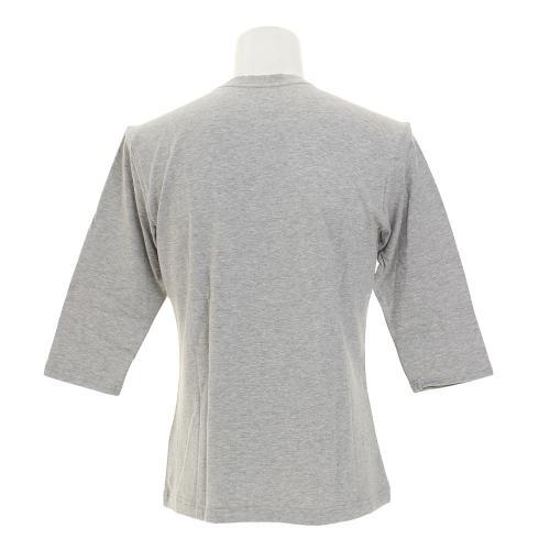 リーボック(REEBOK) 7分袖Tシャツ LNV43-BC4818(Men's)