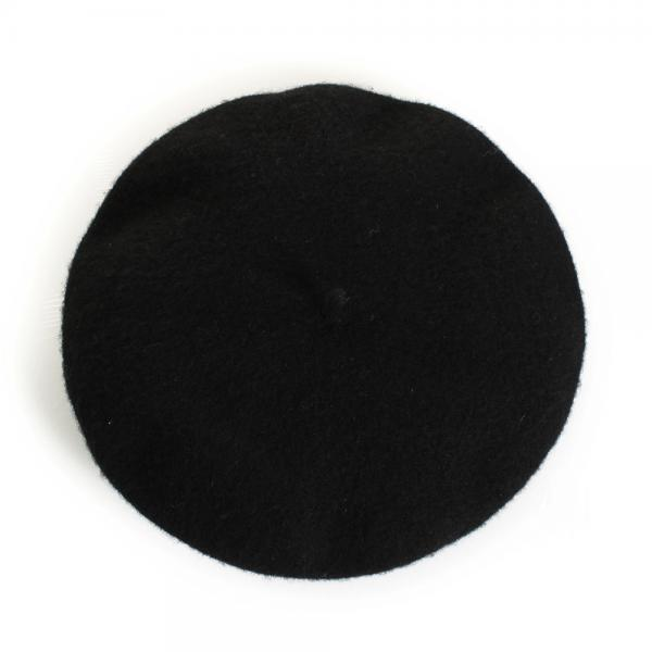 HUITIEME ゼビオ限定 ウールベレー HU16FST898004BLK 帽子
