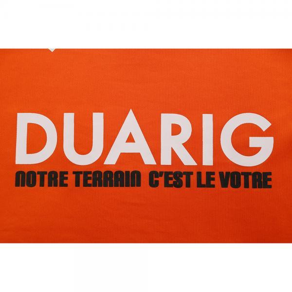 デュアリグ(DUARIG) ロングスリーブ プラクティスシャツ 742D6HD5320 ORG(Jr)