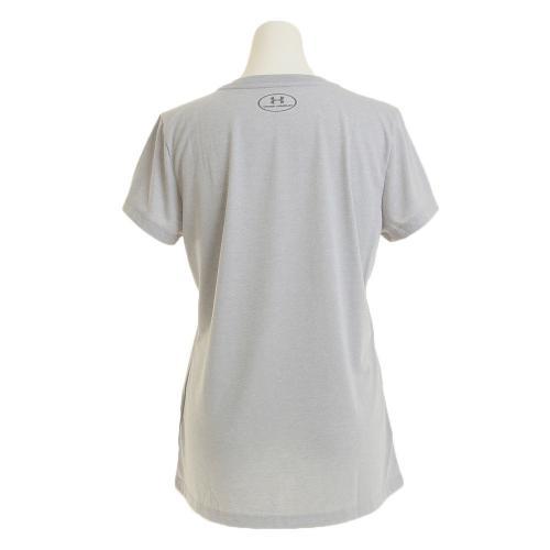 アンダーアーマー(UNDER ARMOUR) スレッドボーン スポーツスタイル クルーツイストTシャツ #1290610 OVC/PIS/MSV AT(Lady's)