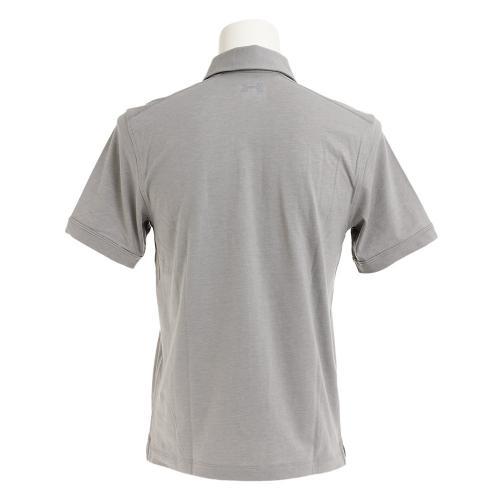 アンダーアーマー(UNDER ARMOUR) チャージドコットン スクランブル ロゴポロシャツ #1281003 TGH/STL AT(Men's)