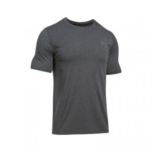 アンダーアーマー(UNDER ARMOUR) スレッドボーン サイロツイスト Tシャツ #1289586 BLK/GPH AT(Men's)