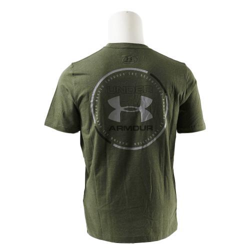 アンダーアーマー(UNDER ARMOUR) マントラTシャツ #1289893 DMH/ATG/STL AT(Men's)