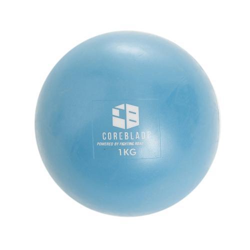 コアブレード(COREBLADE) ソフトメディシンボール 1kg 841CB6HI-6910(Men's、Lady's)