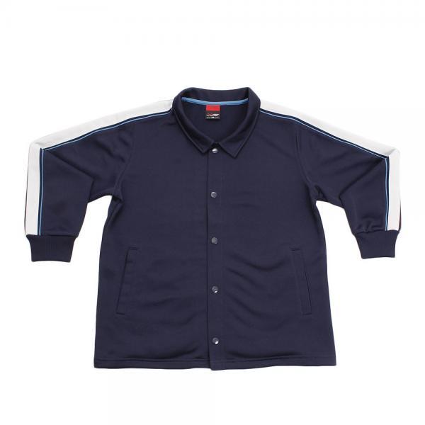 エックスティーエス(XTS) ウォームアップシャツ 751G6DLT4557 NVSX(Jr)