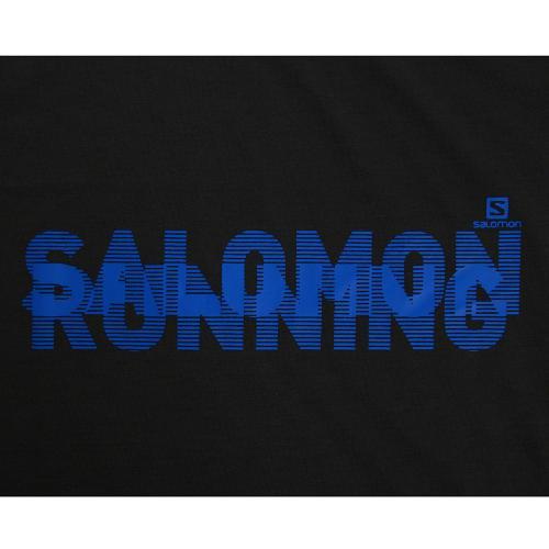 サロモン(SALOMON) PARK TECH SS TEE M L39111900(Men's)