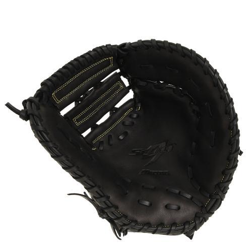 ミズノ(MIZUNO) 少年軟式用グラブ セレクトナイン 一塁手用 1AJFY16600 09 (カ)(Jr)