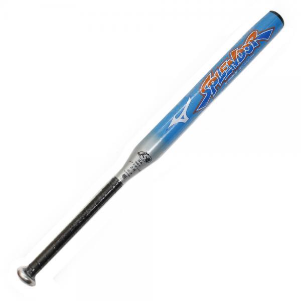 ミズノ(MIZUNO) 少年ソフトボール用金属バット スプレンダー 78cm/平均570g 2号用 1CJMS60678 1403(Jr)