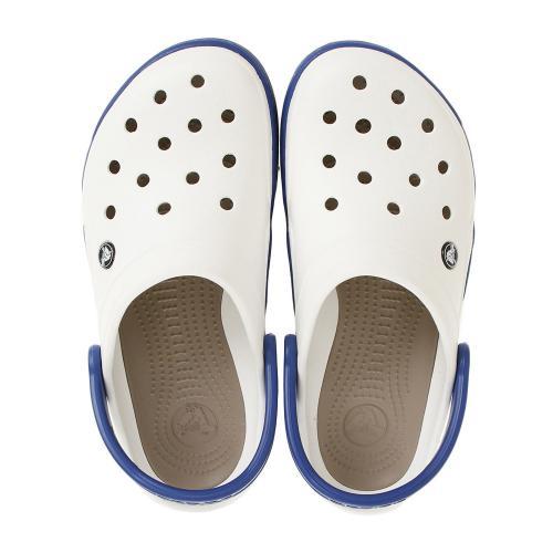 クロックス(crocs) フロントコートクロッグ WhiClBl #14300-19G(Men's、Lady's)