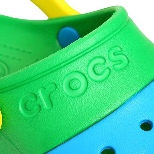 クロックス(crocs) エレクトロ 2.0 クロッグ(electro 2.0 clog) OcnGGn #15608-4BP(Jr)