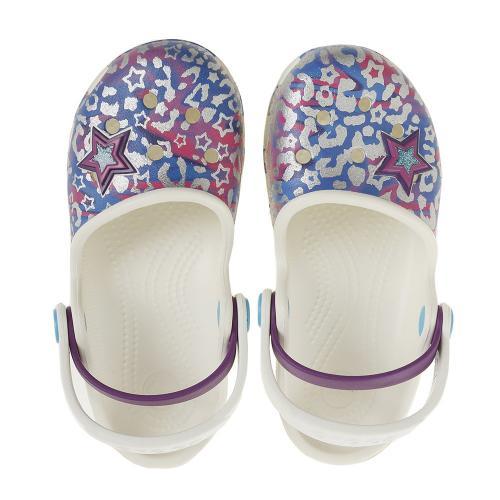 クロックス(crocs) クロックス カリン ノベルティ クロッグ キッズ(Kids' Crocs Karin Novelty Clogs) #204128-173(Jr)