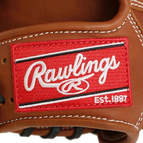 ローリングス(Rawlings) 軟式用グラブ ローリングスゲーマー DP オールラウンド用 GR7G8-BR(Men's)