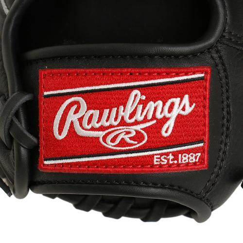 ローリングス(Rawlings) 少年軟式用グラブ ローリングスゲーマー DP オールラウンド用 GJ7G110-B(Jr)