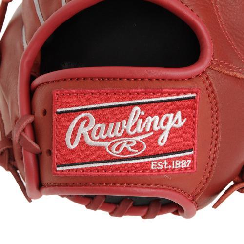 ローリングス(Rawlings) 少年用 軟式用グラブ ローリングスゲーマー GJ7G111-ROR (カ)(Jr)