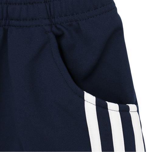 アディダス(adidas) ゼビオ限定 XE ガールズ ウォームアップハーフパンツ DJQ45-BR1233(Jr)
