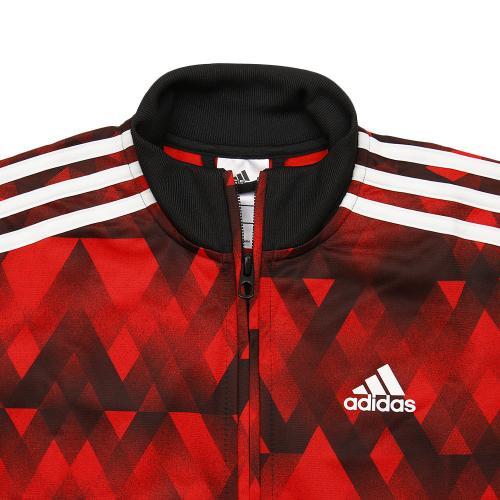 アディダス(adidas) BOYS TIRO グラフィックジャージ上下セット MLC01-BQ3009(Jr)