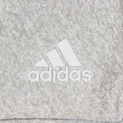 アディダス(adidas) ID ライトヘザー フルジップパーカー DMW46-BQ6610(Lady's)