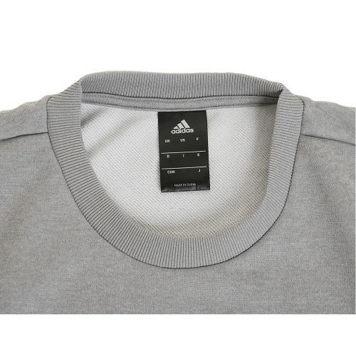 アディダス(adidas) ESSENTIALS ライト クルーネック スウェット DJP50-BR1097(Men's)