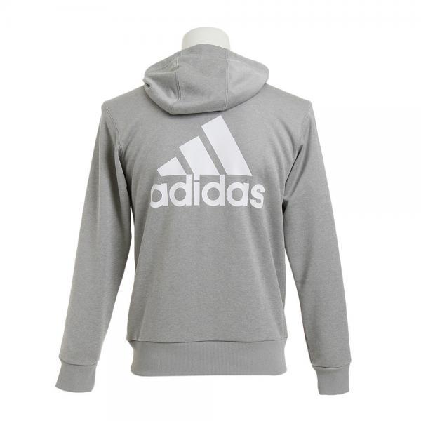 アディダス(adidas) ESSENTIALS ライト スウェット ジップ パーカー DJP52-BR1106(Men's)