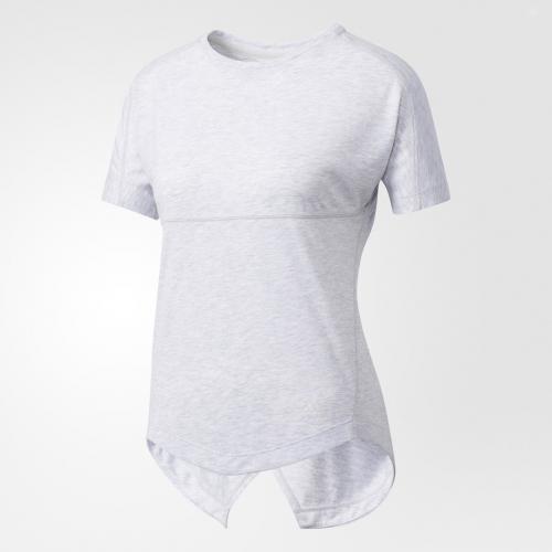 アディダス(adidas) ヨガ バックオープンTシャツ DML28-BR6558(Lady's)