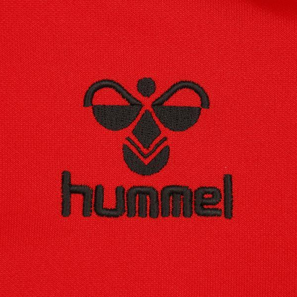 ヒュンメル(hummel) ゼビオ限定 ジュニア ウォームアップジャケット HJT2065X-21(Jr)