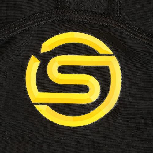 スキンズ(SKINS) ダイナミック ショートスリーブトップ DK9905004 BKYL(Men's)
