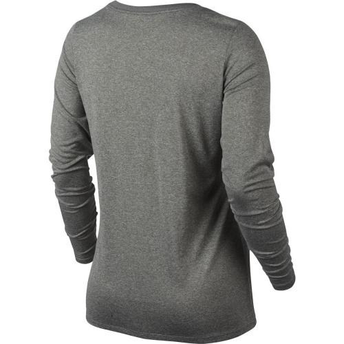 ナイキ(nike) ウィメンズ ドライ レジェンド ロングスリーブ Tシャツ 903831-063SP17(Lady's)