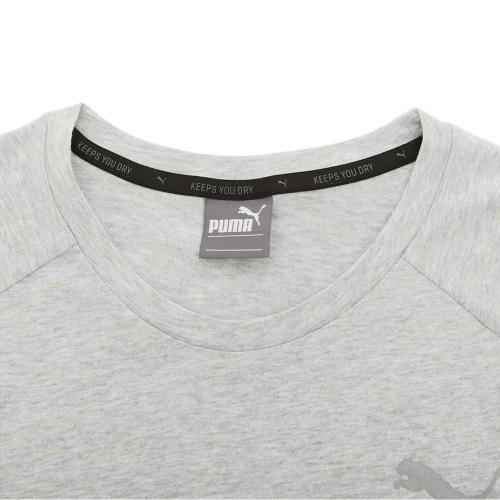 プーマ(PUMA) EVOSTRIPE ショートスリーブ Tシャツ 592682 04 GRY(Men's)