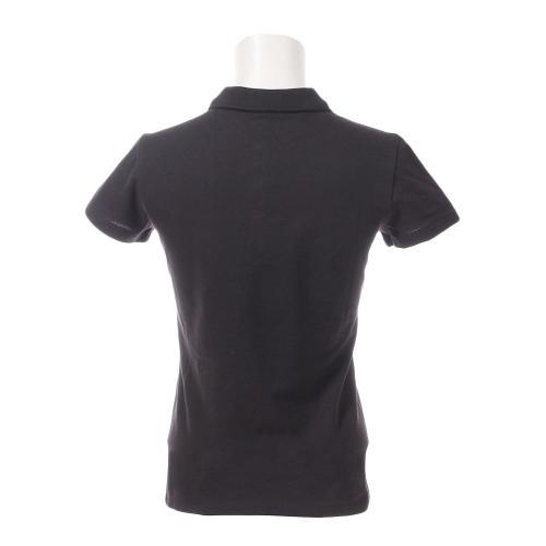 プーマ(PUMA) ワンポイント ポロシャツ 592994 12 BLK(Lady's)