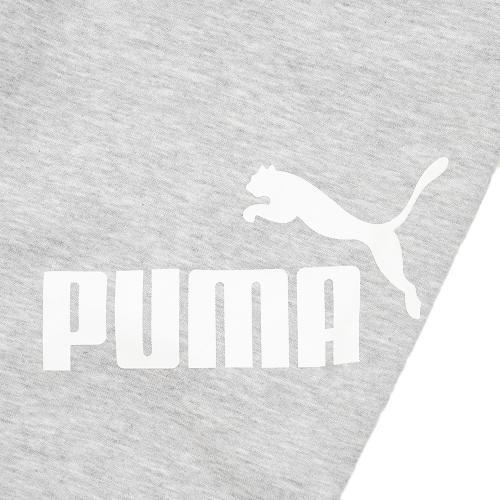 プーマ(PUMA) トレーニングウェア 3/4 ニットパンツ 591905 04 GRY(Lady's)